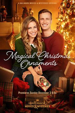 Couverture de Magical Christmas Ornaments