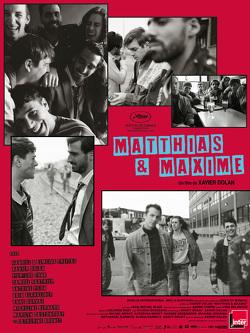 Couverture de Matthias & Maxime