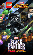 Lego Marvel Super Heroes : Black Panther - Trouble in Wakanda