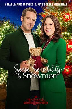 Couverture de Sense, Sensibility & Snowmen