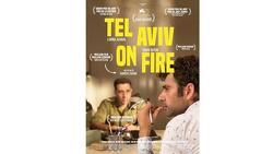 Couverture de Tel Aviv on Fire