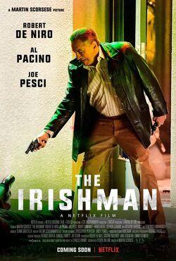 Couverture de The Irishman