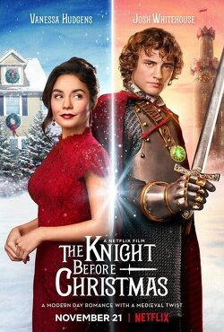 Couverture de The Knight Before Christmas