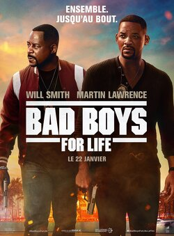 Couverture de Bad boys for life