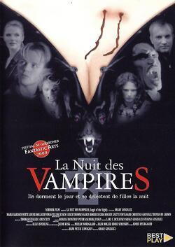 Couverture de La nuit des vampires