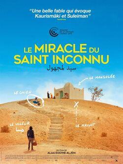 Couverture de Le Miracle du Saint Inconnu