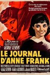 couverture Le journal d'Anne Frank