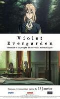 Violet Evergarden : Eternité et la poupée de souvenirs automatique