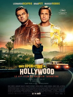 Couverture de Once Upon a Time in Hollywood