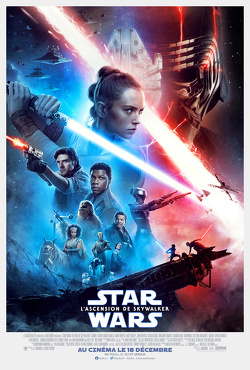 Couverture de Star Wars, Episode IX
