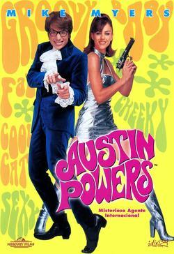 Couverture de Austin Powers