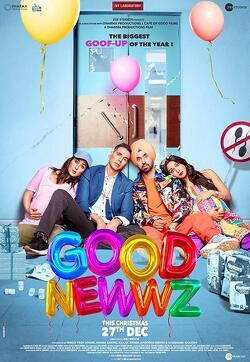 Couverture de Good Newwz