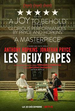 Couverture de Les Deux Papes