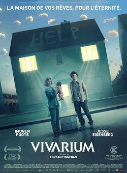 Couverture de Vivarium