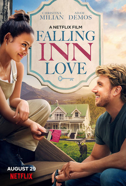 Couverture de Falling inn love