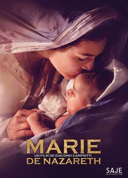 Couverture de Marie de Nazareth