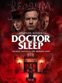 Couverture de Docteur Sleep