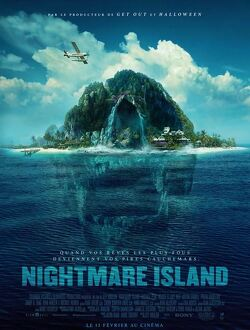Couverture de Nightmare Island