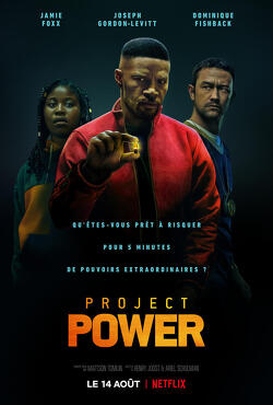 Couverture de Project power