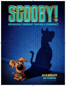 Couverture de Scooby!
