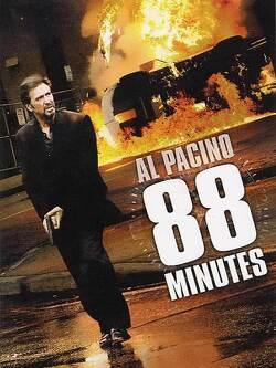 Couverture de 88 minutes