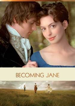 Couverture de Becoming Jane