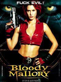 Couverture de Bloody Mallory