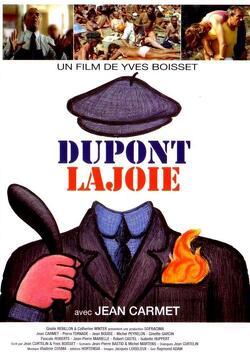 Couverture de Dupont Lajoie