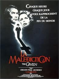 Couverture de La malédiction