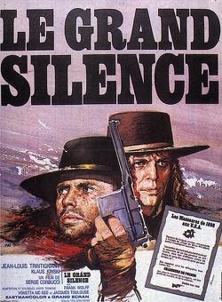 Couverture de Le grand silence