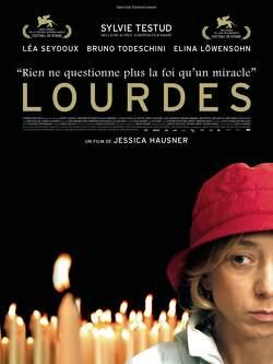Couverture de Lourdes