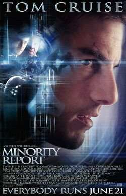 Couverture de Minority Report