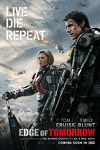 couverture Edge Of Tomorrow