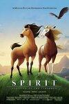 couverture Spirit, L'étalon des plaines