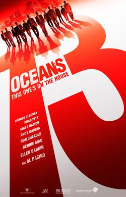 Couverture de Ocean's Thirteen