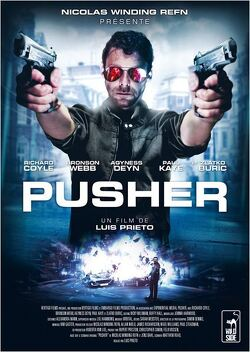 Couverture de Pusher