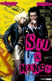 Couverture de Sid and Nancy