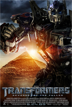 Couverture de Transformers, Épisode 2 : La revanche