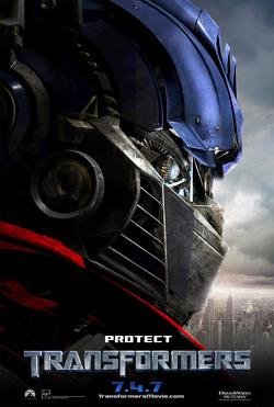 Couverture de Transformers