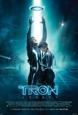 Couverture de Tron, L'héritage