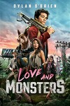 couverture Love and Monsters