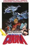 couverture Cobra Space Adventure