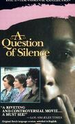 Le Silence autour de Christine M.