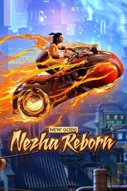 Couverture de New Gods: Nezha Reborn