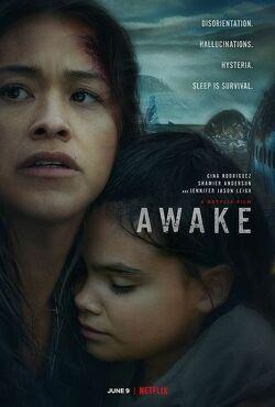Couverture de Awake