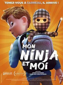 Couverture de Mon Ninja et moi