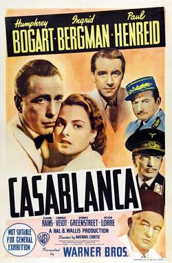 Couverture de Casablanca