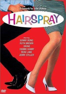 Couverture du livre : Hairspray