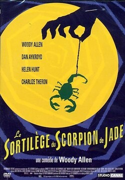 Couverture de Le sortilège du scorpion de jade