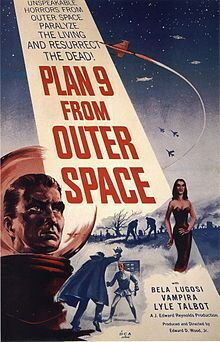 Couverture de Plan 9 from Outer Space